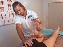 Massage in der Physiotherapie Fit4Life, Frutigen